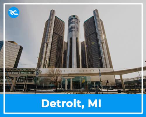 Delivery Service Detroit