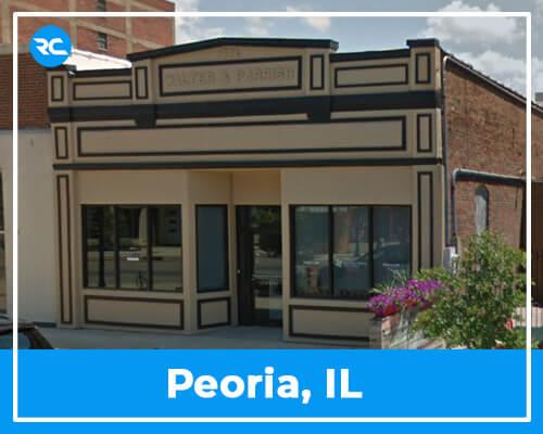 Delivery Service Peoria