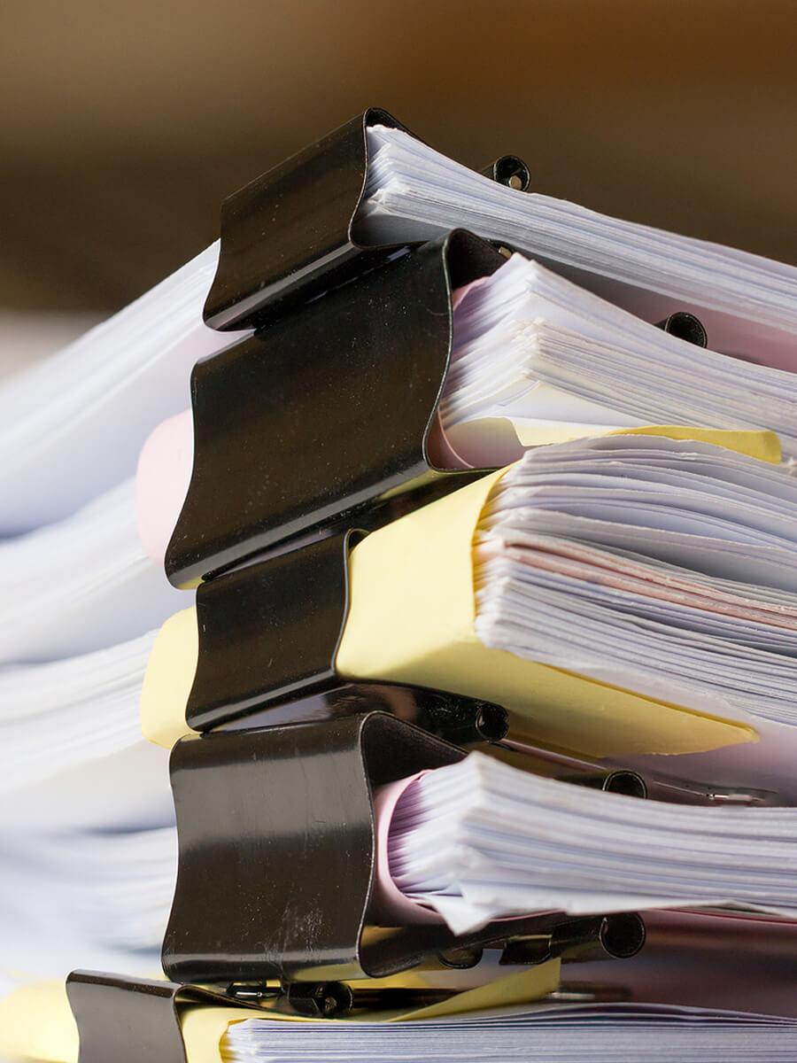 Document Retrieval Services