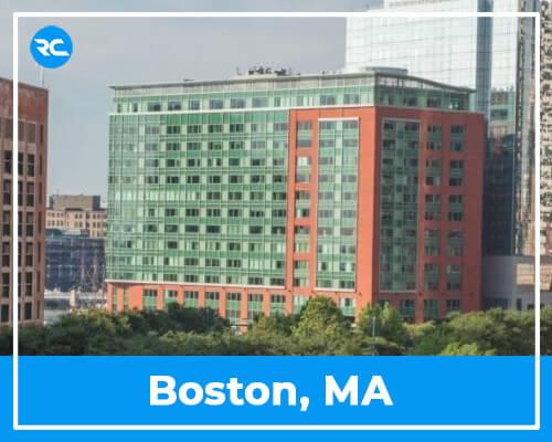 Delivery Service Boston
