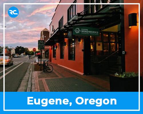 Delivery Service Eugene