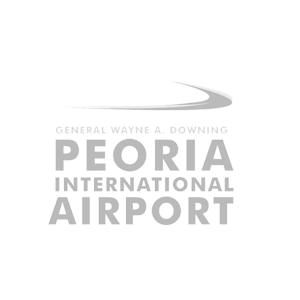 PIA George Wayne Downing International Airport Pickup and Delivery