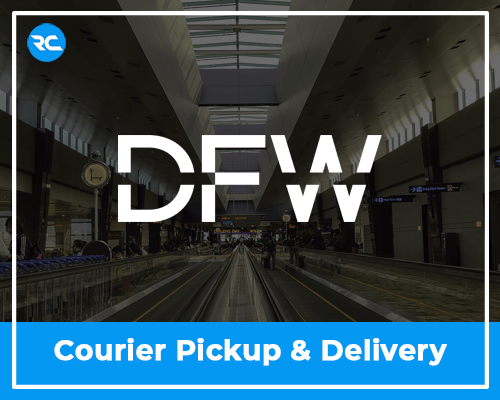 DFW Airport Courier