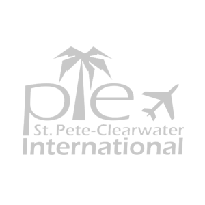 PIE St Pete Clearwater International Airport Courier Pickup and Delivery