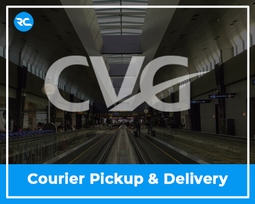 CVG Airport Courier Pickup and Delivery