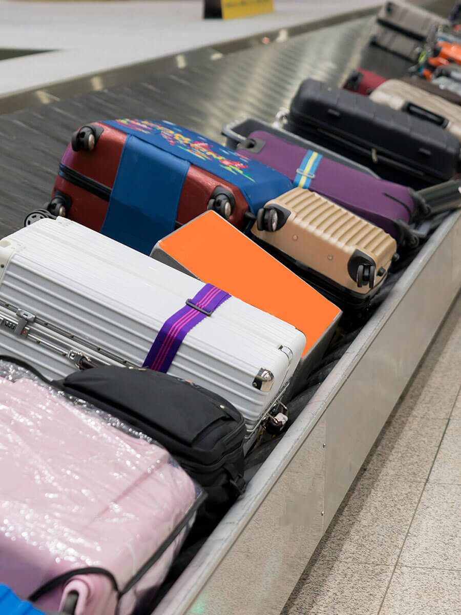 Airport Luggage Pickup and Delivery Service