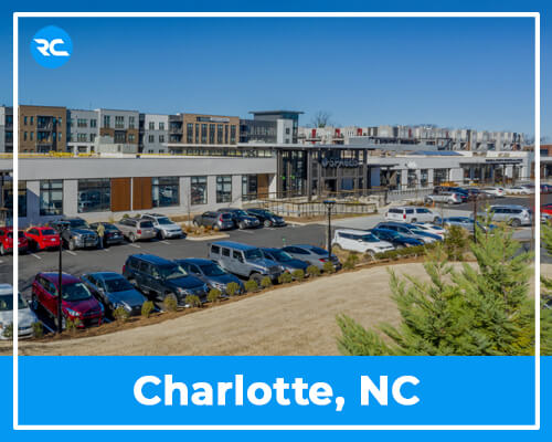 Courier Service Charlotte