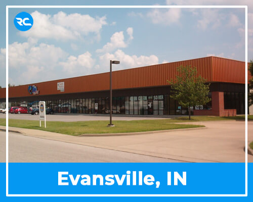 Courier Delivery Service Evansville