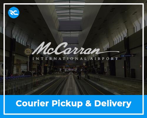 Las Airport Courier Cargo Delivery